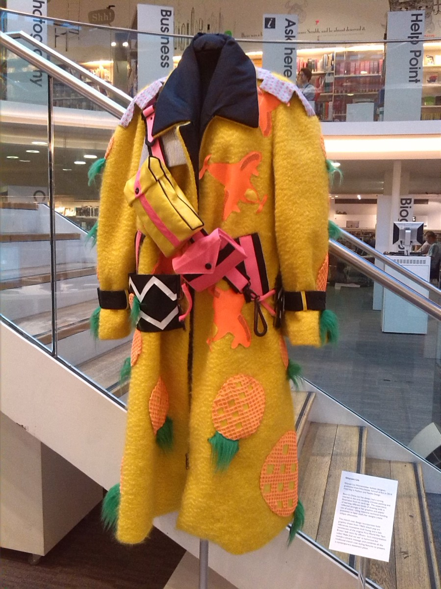 Trench Coat Exhibition – 'From Field to Fashion ...