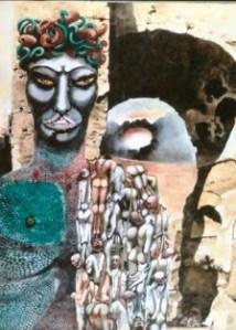 Edward Burra Medusa for website