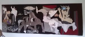 Guernica banner