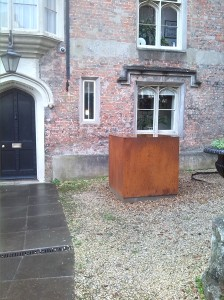 Box 459, outside Abbey House