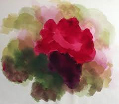 Watercolour by Mary Gartsdie