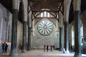 King Arthur's Round Table at The Great Hall