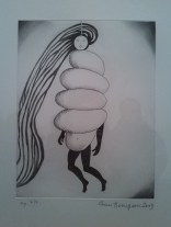 'Spiral Woman'