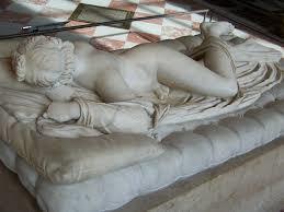 Sleeping Hermaphroditus