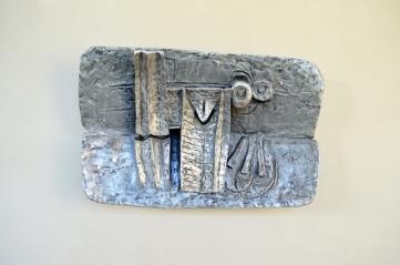 'Relief: Bergamo' (1958) by Hulbert Dalwood