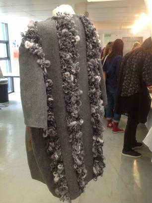 Zhao Ning, Juxtaposition, MA Fashion