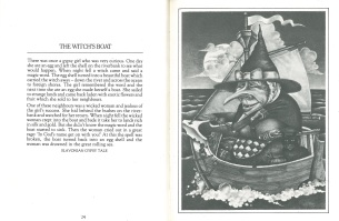 the witchs boat