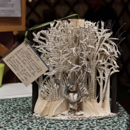 Scottish Book Sculptor